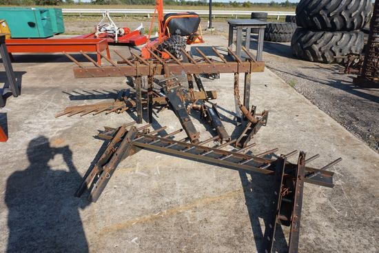 Remlinger harrow tines w/ pictured hardware