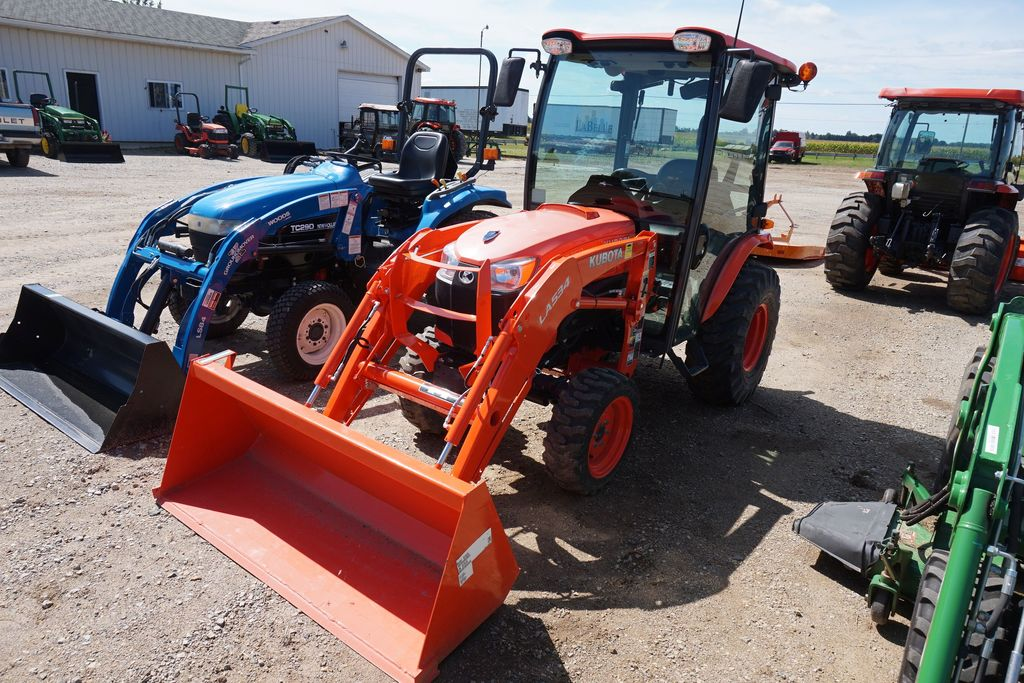 Annual Fall Equipment Auction