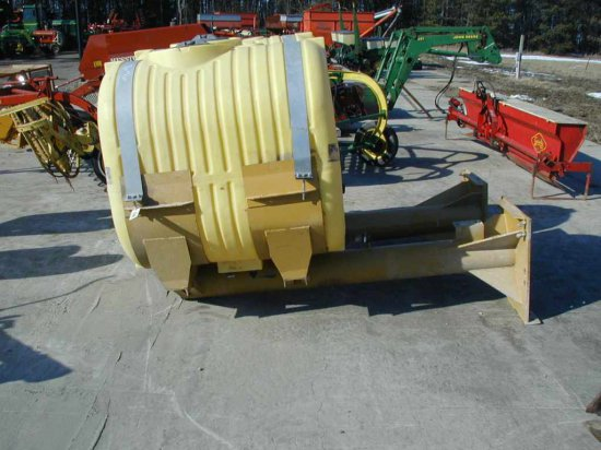 Saddle Tanks For John Deere 8000r Series