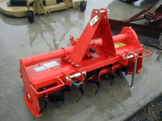 NEW CF Powerline TM120-4 tiller, 4'