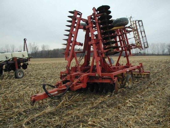Krause Land Master Soil Finisher;