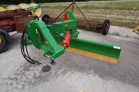 Industrias America 165 rear blade