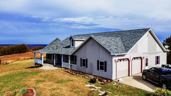Ranch Home on 63 Acres Auction