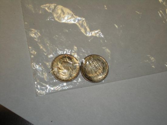 Booker T. Washington commerative 50 cent pieces