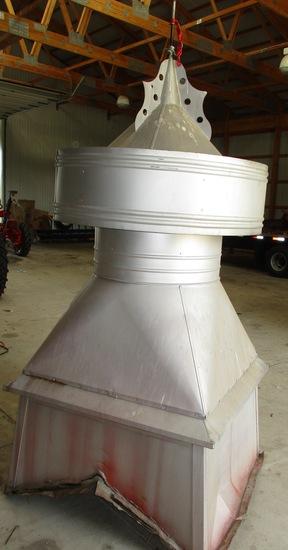 Large Barn Cupola Apprximately 8'