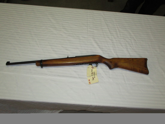 Ruger model 10/22 carbine w/clip ser. 23356856