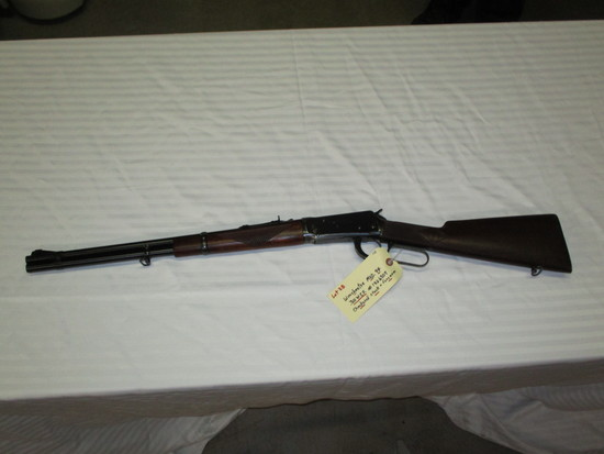 Winchester model 94 .30 WCF checkered stock & forearm ser. 1426307