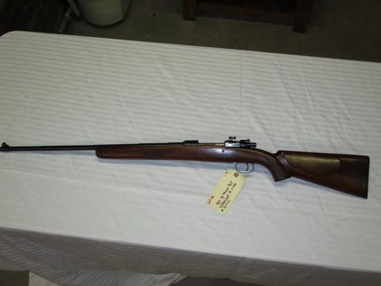 Model 98 Mauser bolt BYF43 w/peep sight ser. 21386