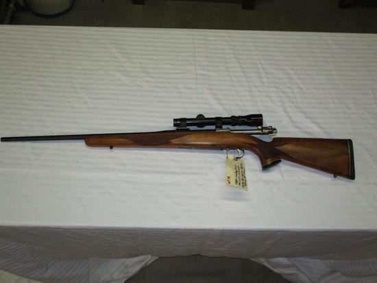 Wards Westernfield 30-06 model EJN 75 made in Belgium w/ redfield scope ser. 2057
