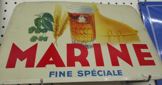 Marine Brewery Tin German