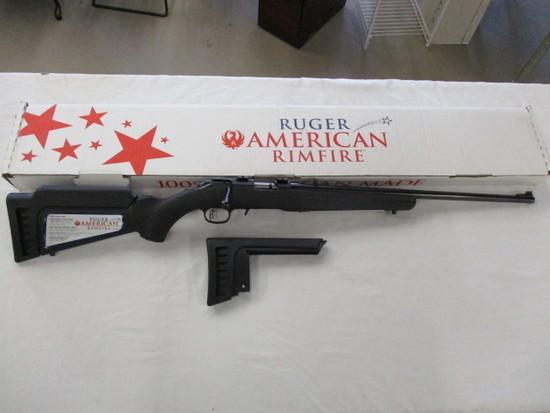 Ruger American .17 HMR LNIB ser. 830-47435