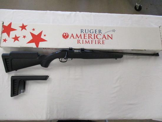 Ruger American .22 WMR LNIB ser. 830-07045