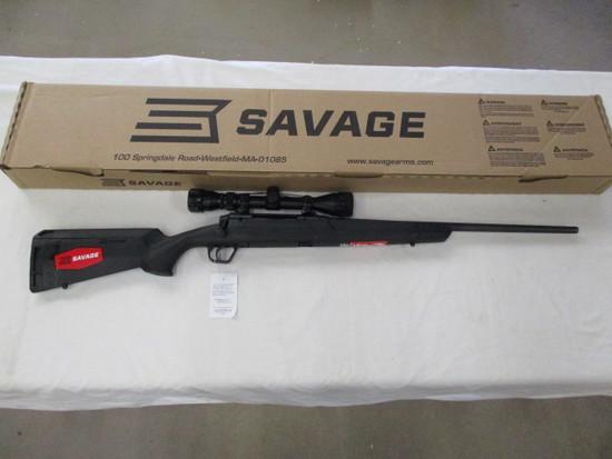 """Savage Axis Package 25-06 w/Weaver Scope Matte Blued 22"""" Barrel NIB ser. N146575"""