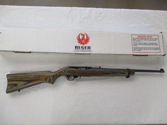 Ruger 10/22 Brown Laminate .22 LR ser. 824-62730