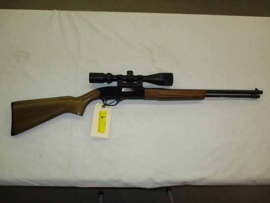 Winchester model 190 .22 semi auto w/scope ser. B1304083