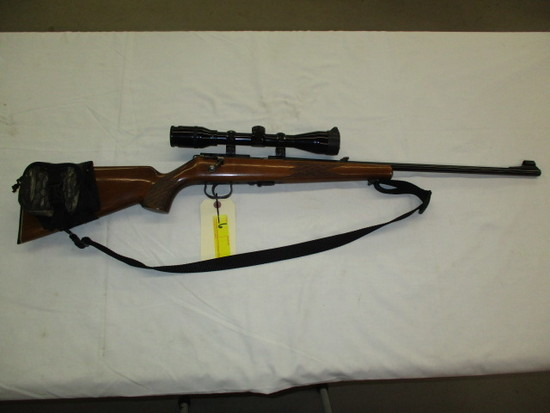 Savage bolt action .22 ser. 1163963A