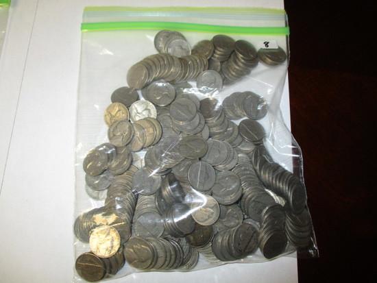Jefferson 5 cent 1930's 40's & 50's