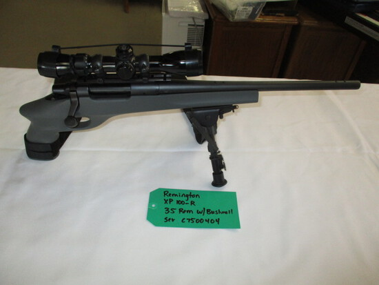 Remington XP100-R 35 Rem ser. C7500404