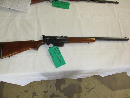 Remington Woodsmaster 81 .300 Savage Semi Auto Clean, Redfield Tang Sight ser. 21798
