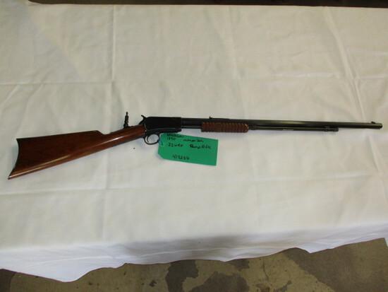 Winchester Model 1890 .22 WRF Pump Rebuilt Very Clean Tang Sight ser. 419257