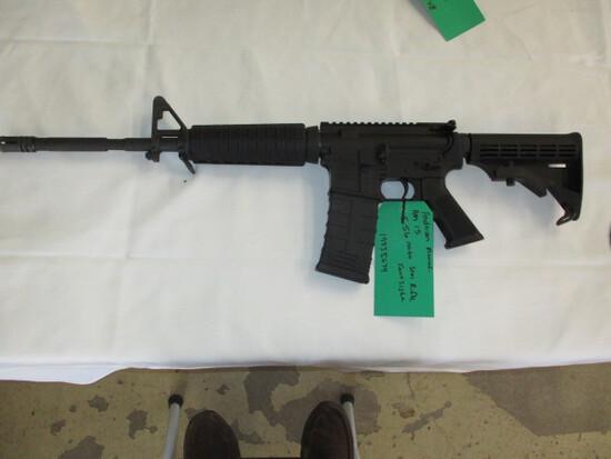 """AR 15 Anderson Lower AR Stoner Upper 5.56 Nato 16"""" Carbine 30 RD Mag ser. 19335674"""
