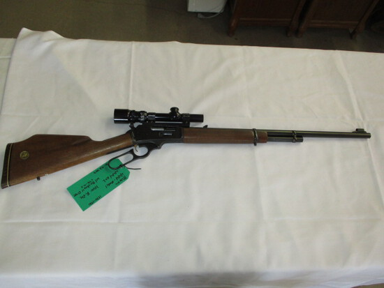 Marlin Model 444 Lever Action .444 Cal 1970 Anniversary Edition 1.75x4.5 Scope ser. 7052407