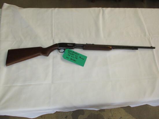 Winchester Model 61 .22 ser. 81461