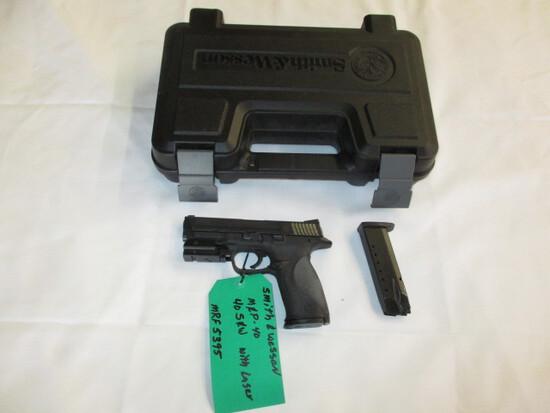 Smith & Wesson M&P 40 ser. MRF5395