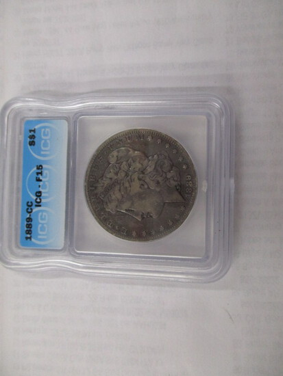Janzen Auctioneers Huge Coin & Currency Auction