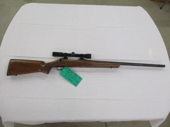 Savage model 112 bolt action 22-250 rifle w/scope ser. C716123