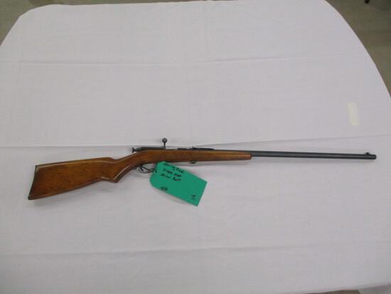 Springfield single shot bolt action .22 LR ser. N/A
