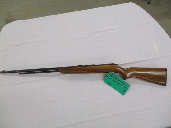 Remington Sportsmaster .22 bolt ser. N/A