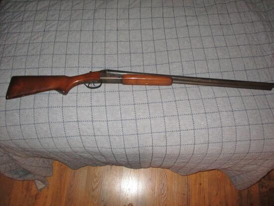 Stevens model 311 SXS 12 GA ser. E171929