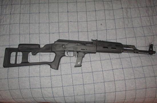 Chiappa RAK9 Romanian 9MM ser. RONVMB111931700