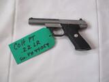 Colt Pistol .22 Cal semi auto ser. PH44059