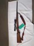 Ruger M77 bolt action .22-250 bull barrel ser. 74-20595