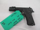 Smith & Wesson model 422 CTG .22 Cal ser. TBU1092