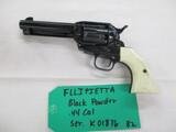 FLLIPIETTA black powder . 44 Cal ser. K01876