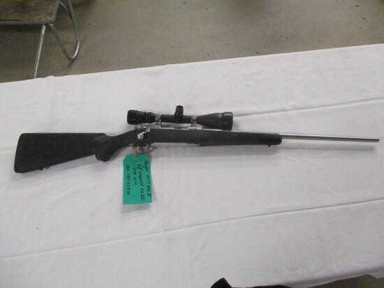 Ruger M77 Mark II .270 bolt action w/Luepold VXIII ser. 789-05840