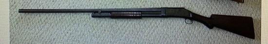 Winchester model 97 12 GA reblued ser. L26409