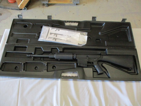 DPMS model LR308 .308cal like new