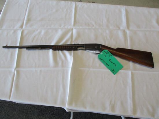 Remington model 12 .22 pump ser. 754548