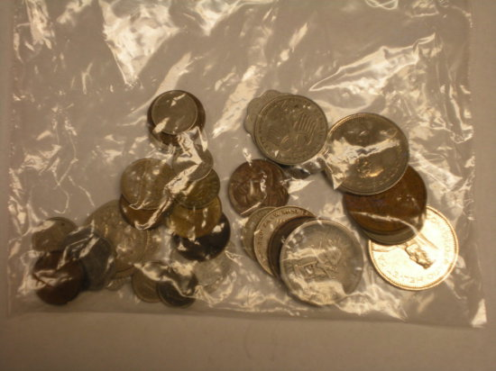 Misc. Foreign Coins