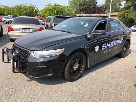 Police Car Auctions Near Me >> N287 2013 Ford Taurus Police Interceptor Vehicles Marine