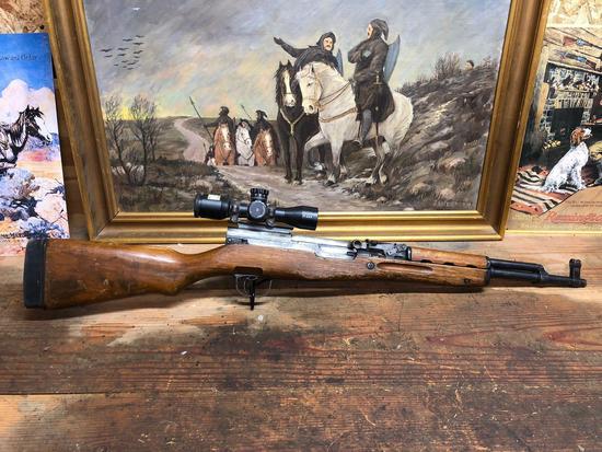 41 Norinco KSI Pomona CA SKS 7 62x39 Semi-Auto Rifle