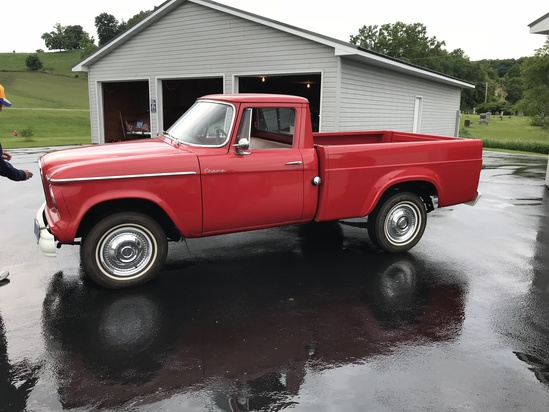 1962 Studebaker Champ Pickup
