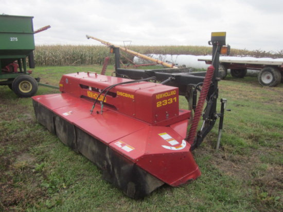 New Holland 2331 mounted discb    Auctions Online | Proxibid