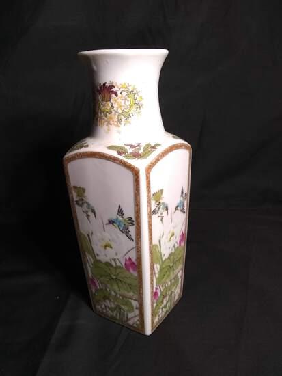 Andrea Sadek Oriental Decorated Vase