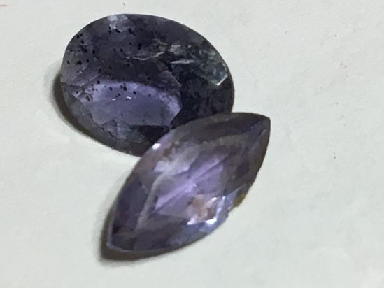 (2) Gemstones
