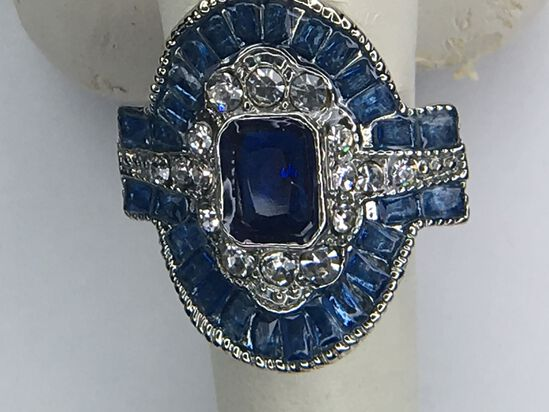 .925 JEWELRY, GEMSTONES, COINS, STAMPS & MORE